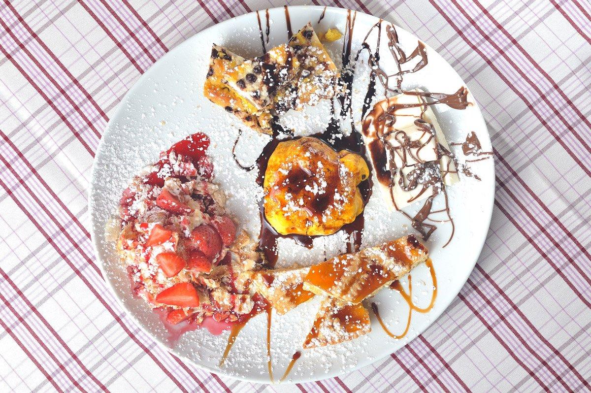 Dessert Osteria Mastro Titta - La fraschetta nel cuore di Ariccia