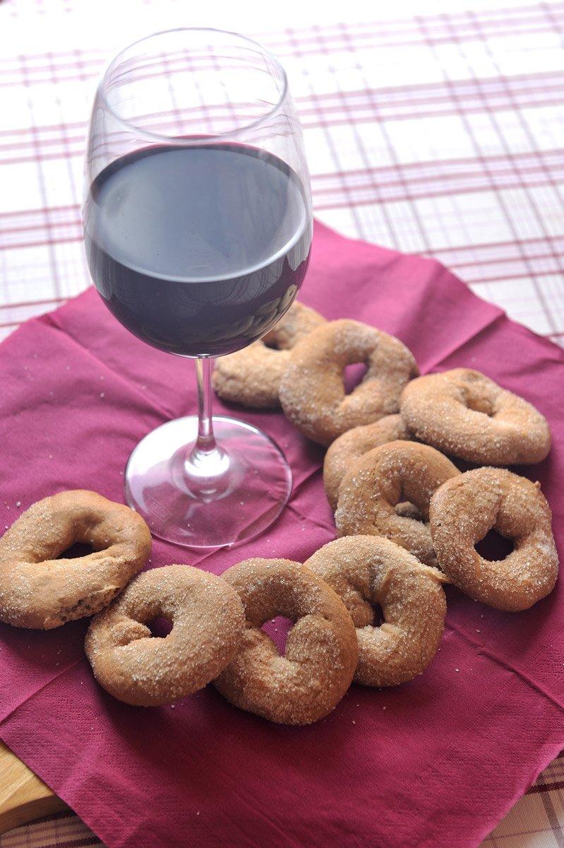 Ciambelline al vino Osteria Mastro Titta - La fraschetta nel cuore di Ariccia