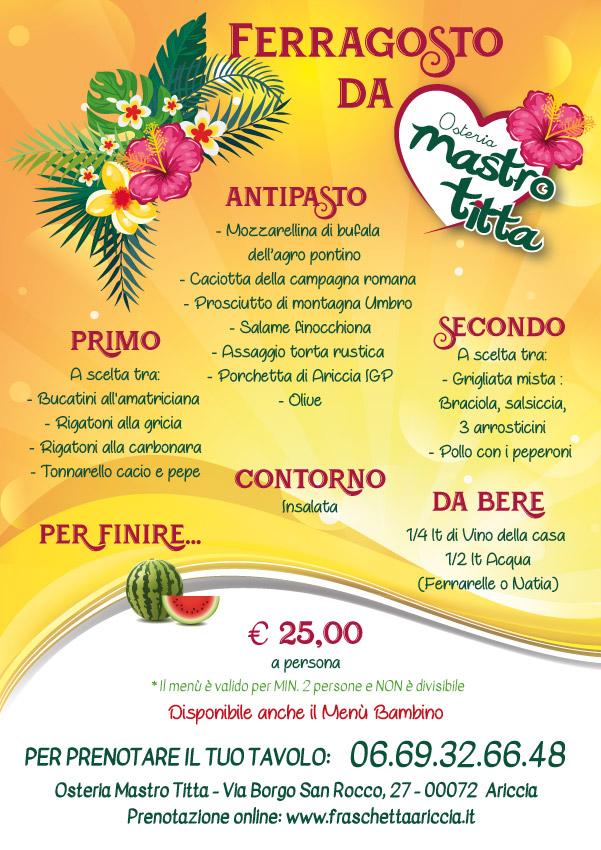 Menù-Ferragosto-2018-Osteria-Mastro-Titta-Ariccia