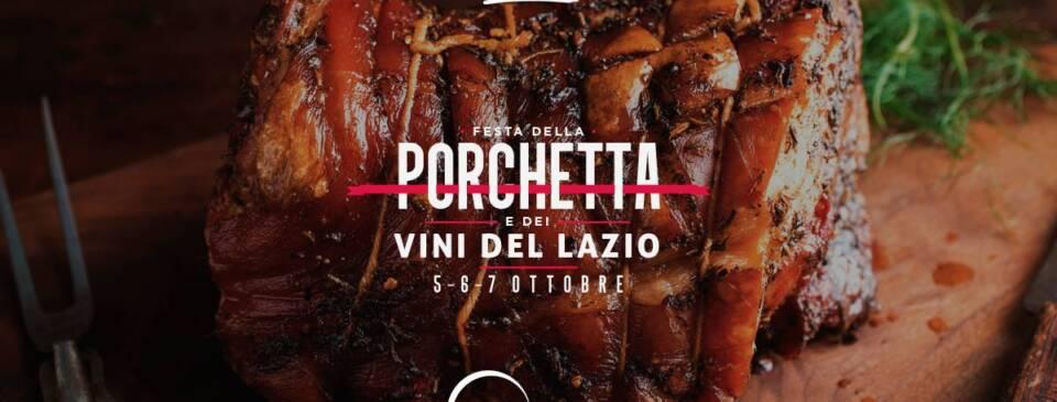 Festa della Porchetta e dei Vini del Lazio da Eataly Roma Osteria Mastro Titta