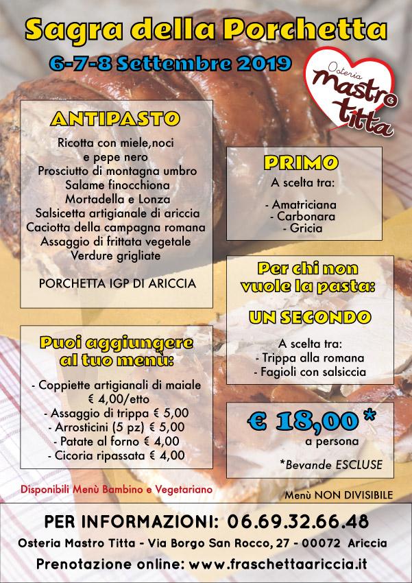 Menu-Sagra-della-Porchetta-Ariccia-Osteria-Mastro-Titta